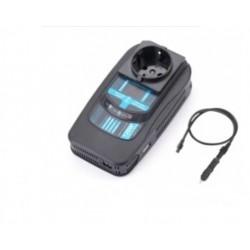 Автоинвертор PowerAce PID120 120Вт, 12В, от прикуривателя, порт USB, Digital Display