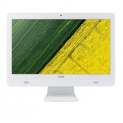 "Моноблок Acer Aspire C20-820 (19.5"",Intel Cel-J3060/4Gb/500/DVD-RW/VGA int/Endless/White)"