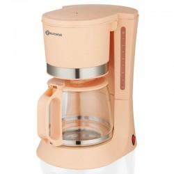 Кофеварка Eurostek ECM-6631 Biege (680Вт,1.2л,капельная,тип кофе: молотый)