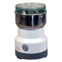 Кофемолка Irit IR-5016 White 120Вт, вместим. 70г, ротационный нож, пластик