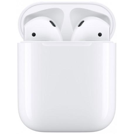 Гарнитура Bluetooth Apple AirPods MRXJ2RU/A