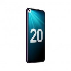 "Смартфон Huawei Honor 20 Pro 8/256GB Ультрафиолетовый закат 2sim/6.26""/2340*1080/8*2.6ГГц/8Gb/256Gb/mSD/48+16+8+2Мп/NFC/And9.0/4000mAh"