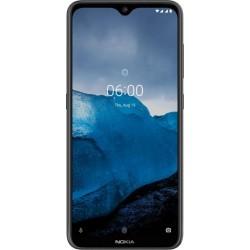 "Смартфон Nokia 6.2 Black 2sim/6.3""/2220*1080/8*1.8ГГц/3Gb/32Gb/mSD/16+5+8Мп//GPS/NFC/And9.0/3500мAh"