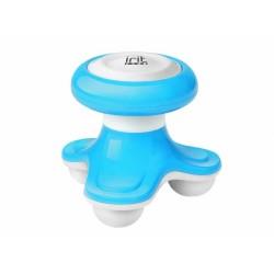 Массажер Irit IR-3602 Blue 2Вт, питание от батареек типа ААА