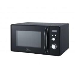 Микроволновая печь Midea AM823AM9-B Black (800Вт,23л,электр-е упр.)
