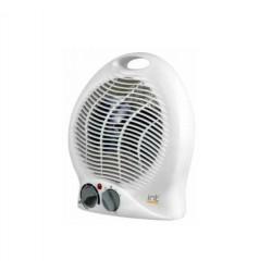 Тепловентилятор Irit IR-6006 White 2000Вт, спираль
