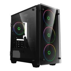 СБ Альдо AMD Премиум X6 Ryzen 5 2600(6ядер/12потоков*3.4-3.9)/16Gb/1Tb+SSD250Gb/GTX1660*6Gb[24 м. гар] W10 Home