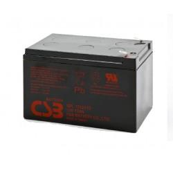 Аккумулятор CSB GPL12120 12V,12Ah F2 (в94+6/д151/ш98)
