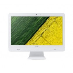 "Моноблок Acer Aspire C20-820 (19.5"",Pen-J3710/4Gb/Tb/DVD-RW/VGA int/Endless/White)"