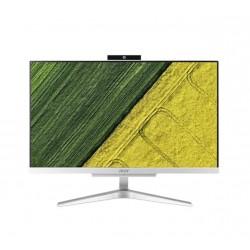 """Моноблок Acer Aspire C24-865 (23.8"""",Intel i3-8130U/4Gb/1Tb+128SSD/-/VGA int/W10/FHD/Silver)"""