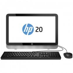 """Моноблок HP 20-c431ur (19.5"""",AMD A4-9125/4096/500/-/Radeon R3/W10/FHD/White/7JT07EA)"""