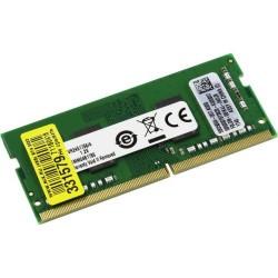 Модуль памяти SO-DDR4 4096Mb PC19200/2400MHz Kingston KVR24S17S6/4