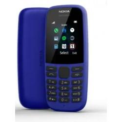 """Сотовый телефон Nokia 105 2019 Blue (sim/1.77""""/160*120/4Mb/800мАч)"""