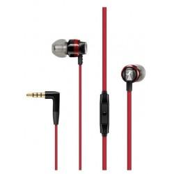 Гарнитура проводная Sennheiser CX300s 18Ом, 118дб, кабель 1,2 метра, Red