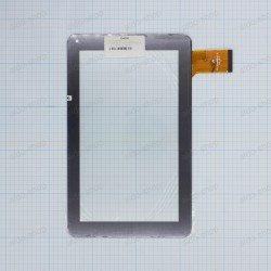 Touch screen 9.0'' FPC-TP090021(M907)-00/FC90S098(D90)-00 (233*143 mm) черный