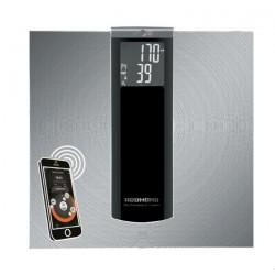 Весы Redmond RS-740S Grey стекло, точность 0,1кг, макс. 150кг, авто вкл/выкл, Wi-Fi