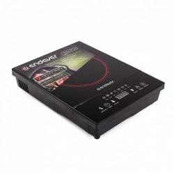 Плита настольная Endever DP-43 Black 2000Вт, конфорок-1, упр. сенсор.