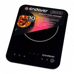 Плита настольная Endever IP-49 Black 2000Вт, конфорок-1, упр. сенсор., индукция