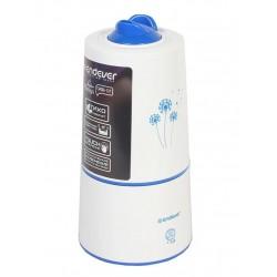 Увлажнитель воздуха Endever Oasis 131 White/blue 20Вт, 2л, расход 280мл/ч