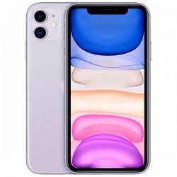 "Смартфон Apple iPhone 11 128Gb пупрпурный 1sim/6.1""/1792*828/A13/128Gb/12+12Мп/NFC/iOS13/MWM52RU/A"
