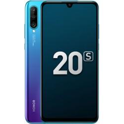 """Смартфон Huawei Honor 20S Blue 2sim/6.26""""/2340*1080/2*2.27+6*1.88 ГГц/6Gb/128Gb/mSD/48+8+2+2Мп/And9/3750mAh"""