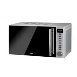 Микроволновая печь BBK 20MWG-733T/BS-M Silver (700Вт,20л,электр-е упр.,гриль)