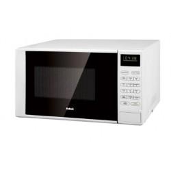 Микроволновая печь BBK 20MWG-735S/W White (700Вт,20л,электр-е упр.,гриль)