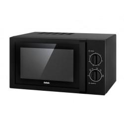 Микроволновая печь BBK 23MWS-822M/B Black (800Вт,23л,механ-е упр.)