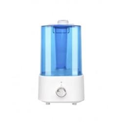 Увлажнитель воздуха Irit IR-207 White/blue 23Вт, 2л, 20м2, расход 300мл/ч