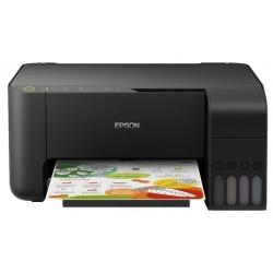МФУ Струйный Цветной A4 Epson L3150 33 стр/м USB WiFi     СНПЧ