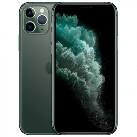 "Смартфон Apple iPhone 11 Pro 256Gb зеленый 2sim/5.8""/2436*1125/A13/-/256Gb/-/12+12+12Мп/Bt/WiFi/GPSNFC/iOS13"