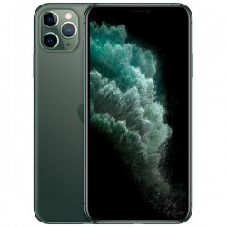 "Смартфон Apple iPhone 11 Pro Max 64Gb Green 1sim/6.5""/2688*1242/A13/64Gb/12+12+12Мп/NFC/MWHH2RU/A"