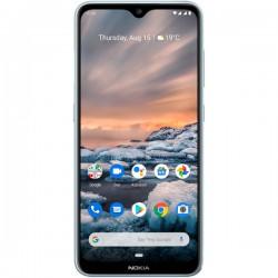 "Смартфон Nokia 7.2 TA-1196 Ice 2sim/6.3""/2220*1080/8*2.2ГГц/4Gb/64Gb/mSD/48+5+8Мп/NFC/And9.0/3500mAh"