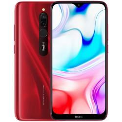 "Смартфон Xiaomi Redmi 8 3/32G Red 2sim/6.22""/1512*720/8*1.95ГГц/3Gb/32Gb/mSD/12+2Мп/And9.0/5000mAh"