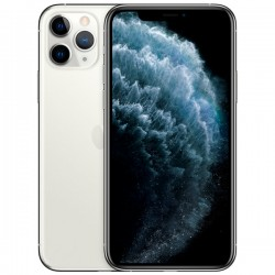 "Смартфон Apple iPhone 11 Pro 64Gb Silver 1sim/5.8""/2436*1125/A13/-/64Gb/-/12+12+12Мп (MWC32RU/A)"