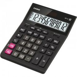 Калькулятор CASIO GR-12 12 разряд. GR-12-W-EH
