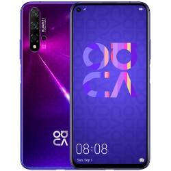 """Смартфон Huawei Nova 5T MidSummer Purple 2sim/6.26""""/2340*1080/8*2.6ГГц/6Gb/128Gb/mSD/48+16+2+2Мп/NFC/And9.0/3750mAh"""