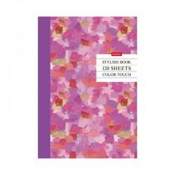 "Бизнес-блокнот ХАТБЕР А5 120л. ""Stylish book"", 120ББп5В1 22007"
