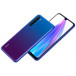 "Смартфон Xiaomi Redmi Note 8T 4/128G Blue 2sim/6.3""/2340*1080/8*2ГГц/4Gb/128Gb/48+8+2+2Мп/NFC/And9.0/4000mAh"