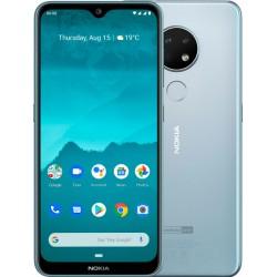 "Смартфон Nokia 6.2 Ice 2sim/6.3""/2220*1080/8*1.8ГГц/3Gb/32Gb/mSD/16+5+8Мп//GPS/NFC/And9.0/3500мAh"