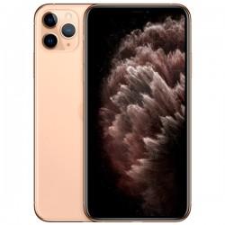 "Смартфон Apple iPhone 11 Pro Max 64Gb Gold 1sim/6.5""/2688*1242/A13/64Gb/12+12+12Мп/NFC/MWHG2RU/A"