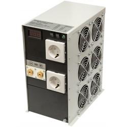 Преобразователь 12в-220в 4500вт ИС-12-4500У/чистый синус, защита от КЗ, перегрузки, -40..+40°C