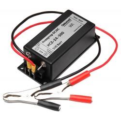 Преобразователь 24в-220в 300вт ИС2-24-300/чистый синус, защита от КЗ, перегрузки, -40..+40°C