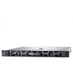 DELL PowerEdge R240 1U/ 4LFF/ E-2174G (3.80GHz, 8M, 4C, 71W)/ noMemory/ PERC H330 FH/ DVD/ noHDD Hot Plug/ 2xGE LOM/ iDRAC9 Exp/ 250W/ Bezel/ Rails/ 3YBWNBD