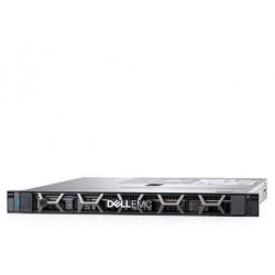 DELL PowerEdge R340 1U/ 4LFF/ E-2134 (4c, 3.5 GHz, 71`W)/ 1x16GB UDIMM ECC/ H330/ 1x1 TB SATA/ 2xGE/ 1x350W/ iDRAC9 Exp/ DVDRW/ Bezel / Static Rails/ noCMA/ 3YBWNBD