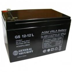 Аккумулятор GSL 12-12 (12V, 12Ah)