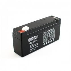 Аккумулятор GS 3.2-6L (12V, 3.2Ah)