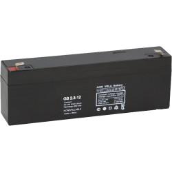 Аккумулятор GSL 2,3-12 (12V, 2.3Ah)