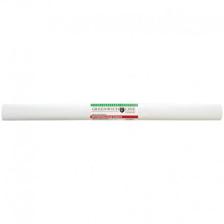 Цветная бумага крепированная Greenwich Line 50*250см. белая, в рулоне (CR25006)