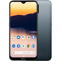 "Смартфон Nokia 2.3 32Gb Графит 2sim/6.2""/1520*720/4*2.0ГГц/2Gb/32Gb/mSD/13+2Мп//And9/4000mA"